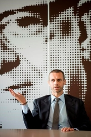 UEFA's Ceferin tackles dangers in Europe, integrity attacks-Image4