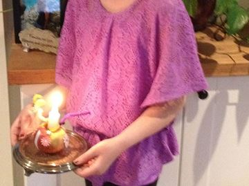 Daughter lights a candle for Everest climber