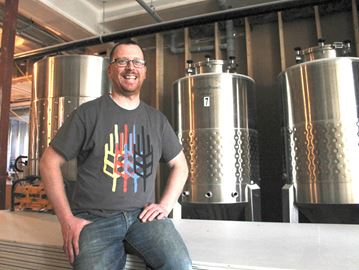 New brewery opening