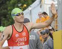 Oakville's Jones finds silver lining in difficult triathlon season