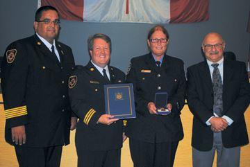 Volunteer firefighters 'unsung heroes' of Port Robinson