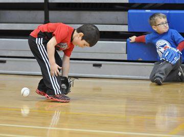 Introduction to Baseball Clinics