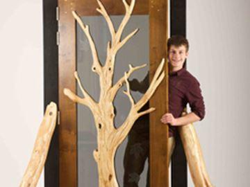 Orillia woodworker honoured