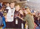 David Estok and family