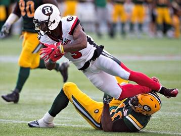 Harris, Redblacks beat Eskimos 45-37 in OT-Image1