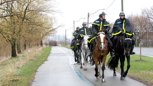 how to become a police officer in durham region
