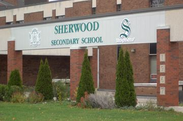 Sherwood Secondary School
