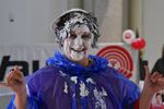 City of Barrie staff pied in the face for charity