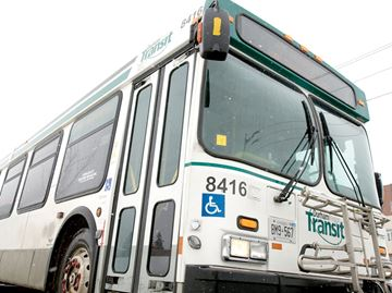 DRT bus