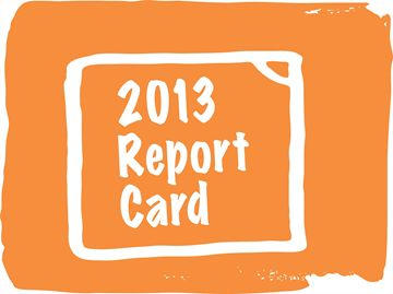 2013 Durham Municipal Report Cards