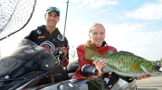 Fishing Day-Judith Nyman