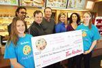 Orillia Smile Cookie campaign raises $32,300