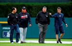 Rainout allows Tigers to alter pitching plans for weekend-Image1