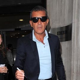 Antonio Banderas: 'My heart attack wasn't serious' -Image1