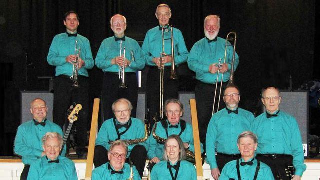 Big band tea dance Jan. 22 in Almonte