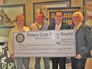 Rotary supports the Salvation Army