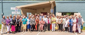 Midland Bridge Club celebrates grand opening at old theatre