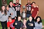 Ottawa RedBlacks visit Huntley Centennial Public School