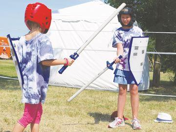 Medieval Festival in Osgoode
