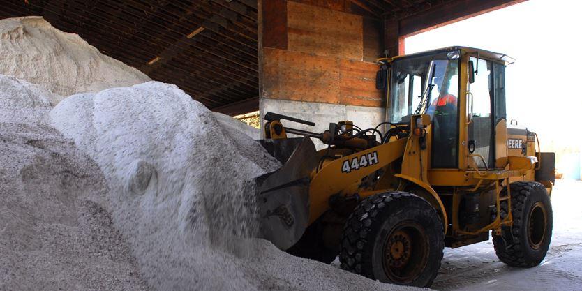 snow plow driver jobs ontario