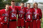 Lacrosse champions