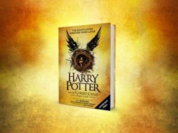Harry Potter book release party at Burlington bookshop