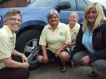 VICARS gears up for amazing race in Orillia