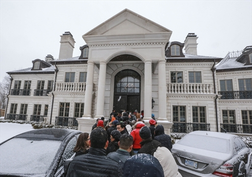Mystery Buyer Nabs Mississauga Mansion For 6 2 Million