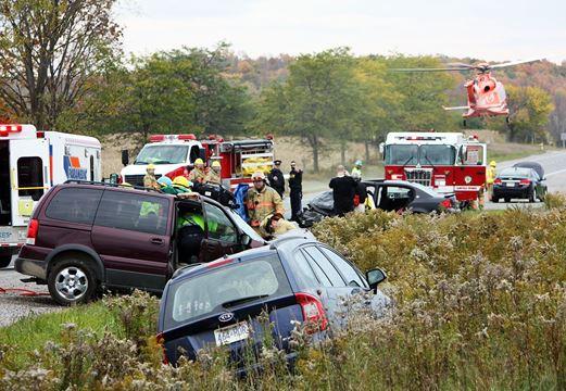 Fatal crash south of Lindsay | DurhamRegion com