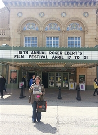 Jennifer Smith at the  Roger Ebert's Film Festival (a.k.a. 'Ebertfest') in Champaign, Illinois.