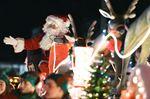 Santa's Parade of Lights Oshawa