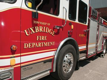 Township of Uxbridge Fire Department