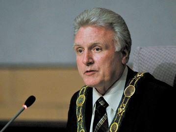 Pickering Mayor Dave Ryan