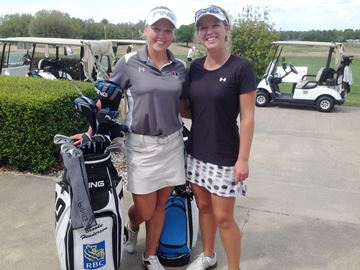 Talented sisters finish second
