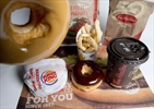 TIM HORTONS AND BURGER KING