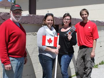 Meaford has big plans for Canada's birthday