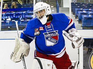 Oakville Blades down Cobourg 4-1 to extend win streak to seven