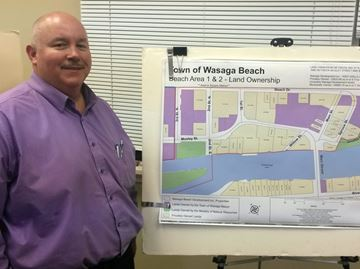 Wasaga Beach to purchase beachfront property for $13.8m