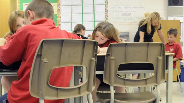 Durham Public  Catholic School Students Near Par With