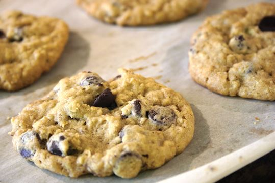 Pro tips for making top chocolate chip cookies