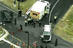US official: Reports say 1 dead at Fort Meade gate crashing-Image1