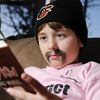 Orono boy wears a moustache every day for Movember