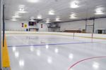 Empty rink