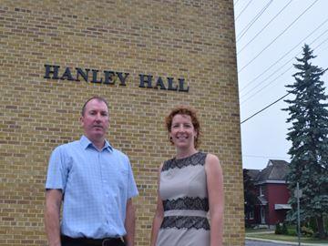 Hanley Hall alternative adult education