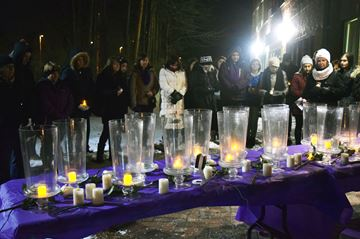 WOCRC Dec. 6 vigil