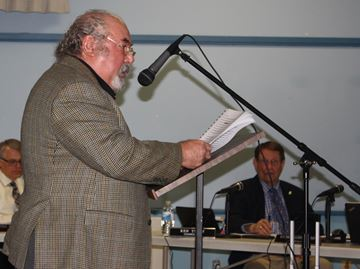 Ratepayers opposed