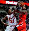 Balanced Blazers beat Bulls 112-110 for 3rd straight win-Image1