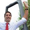 Trudeau in Newmarket