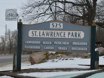 St. Lawrence Park in Brockville
