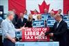 Harper focuses on Liberal plan for business-Image1